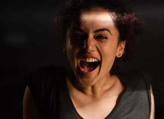 Taapsee Pannu's heroic response to a troll!