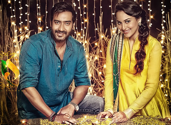 Sonakshi Sinha to play a leading lady in Ajay Devgn starrer Bhuj!