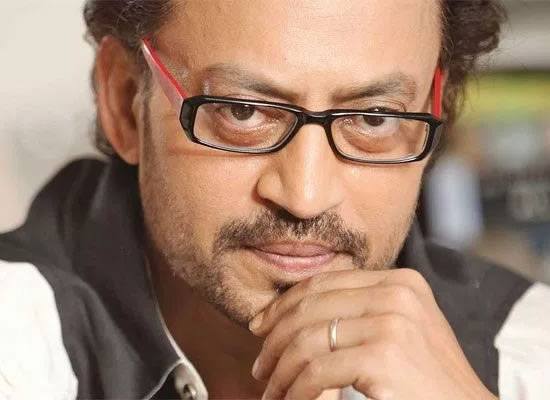 IRRFAN AGES BY A DECADE!