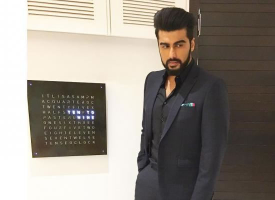 I am very proud that I hail from the film fraternity, says Arjun Kapoor!