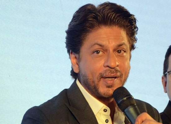 I would suggest new investors that they should support small films, says SRK!