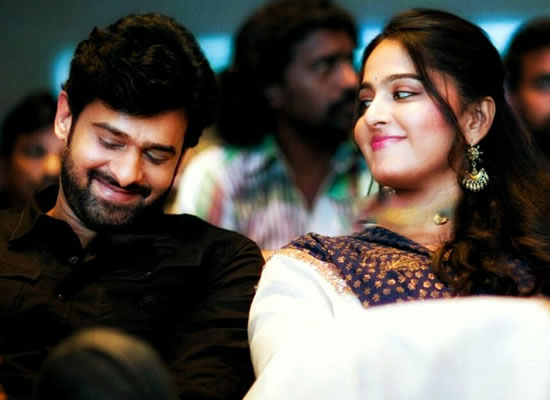 Prabhas opens up about dating rumours with Anushka Shetty!