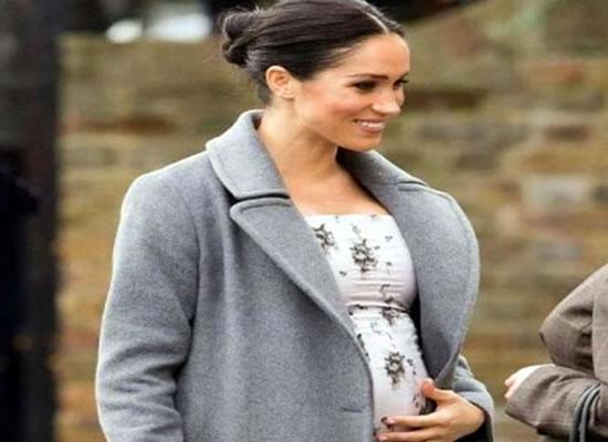 Meghan Markle's secret baby shower in NYC?