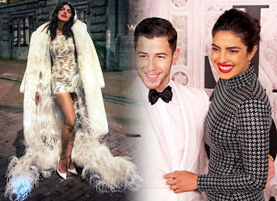 Nick Jonas admits to stalking his fiancee Priyanka Chopra on Instagram!