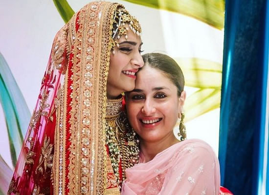 Bebo and I have been friends for 15 years, says Sonam Kapoor!