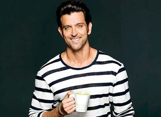 My happiest moments have come after I have pushed myself hard, says Hrithik Roshan!