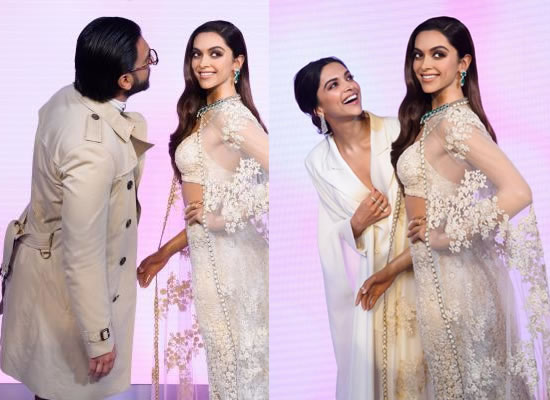 Deepika Padukone opens ups about her wax statue at Madame Tussauds!