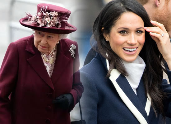 Meghan Markle to attend first official event alongside the Queen!