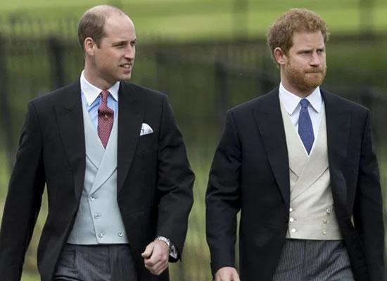 Brother Prince William may not be Prince Harry's best man!