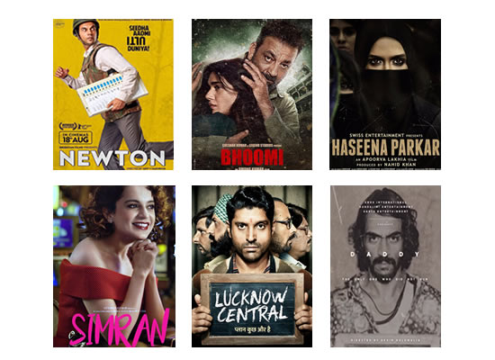 Latest Box Office for this week till 25th September, 2017!