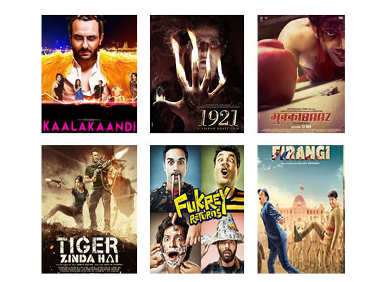 Latest Box Office for this week till 24th January, 2018!