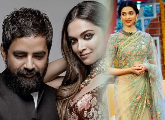 After Anushka, Deepika wants to be a Sabyasachi bride?