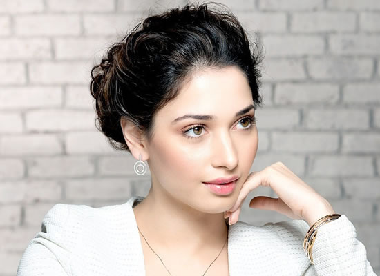 I set out to become an actor, ended up being a heroine, says Tamannaah Bhatia!