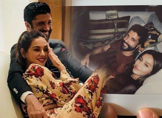 Are Farhan Akhtar and Shibani Dandekar all set to get married?