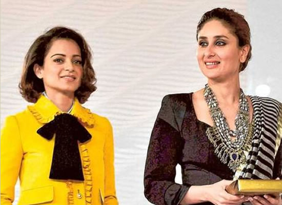 Kareena rejected Kangana's Mental Hai Kya due to nudity!