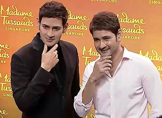 South star Mahesh Babu to unveil his wax statue in Hyderabad!