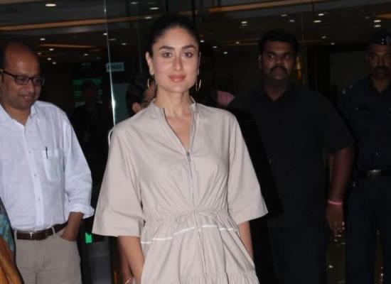 Kareena Kapoor Khan's stylish avatar at an event in Mumbai!