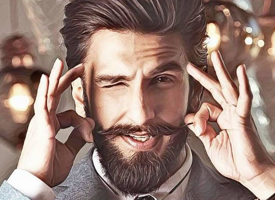I google myself anywhere between 5-15 times a day, says Ranveer Singh!