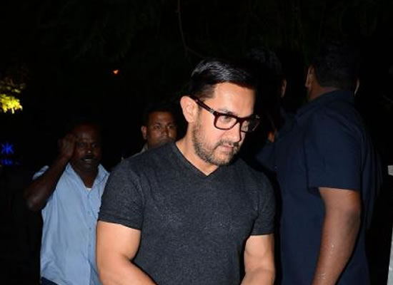 I found Haryanvi very difficult because I was coming out of Bhojpuri, says Aamir Khan!