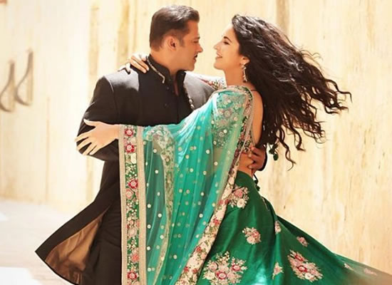 Katrina Kaif opens up about working with Salman Khan in Bharat!