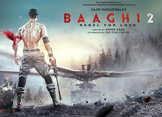 Tiger Shroff to shave his head for 'Baaghi 2'!