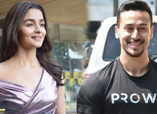 Alia Bhatt and Tiger Shroff come together for a special song in Student Of The Year 2!
