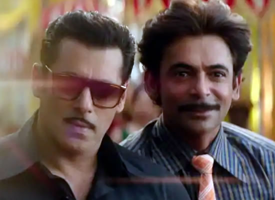 Sunil Grover to reveal about a special hobby of Bharat's co-star Salman Khan!