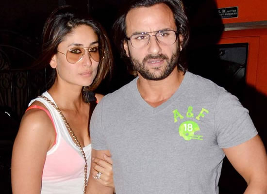 Kareena Kapoor reveals what Saif Ali Khan wants to name their baby!