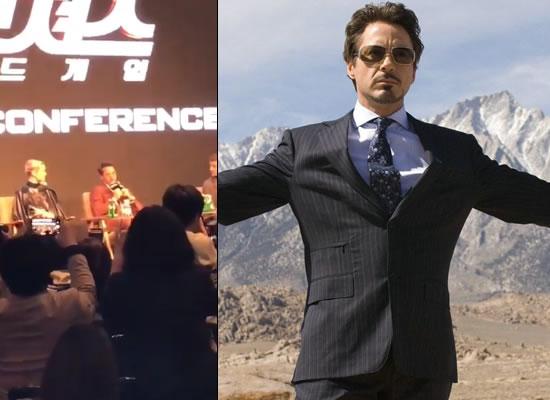 Robert Downey Jr aka Iron Man recalls his MCU journey by sharing an anecdote!