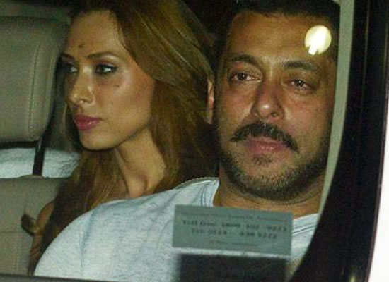 An upset Salman feels everyone has dishonored Lulia Vantur by linking her with him!
