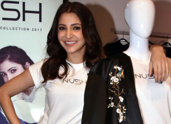 Anushka to discard 'copied' designs from NUSH?