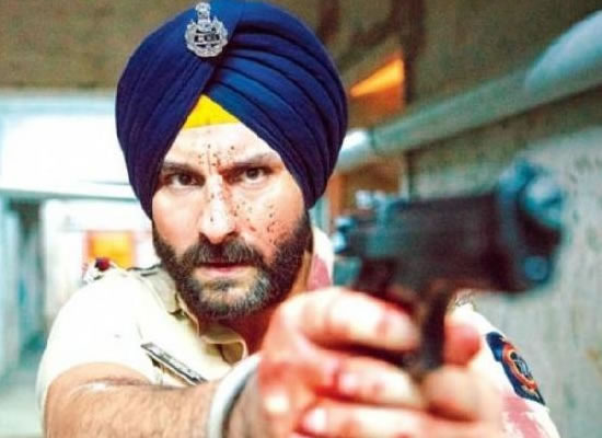 Saif Ali Khan to start Sacred Games Season 2's shooting in Mumbai!