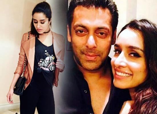 Did Salman Khan gift Shraddha Kapoor this super chic jacket?