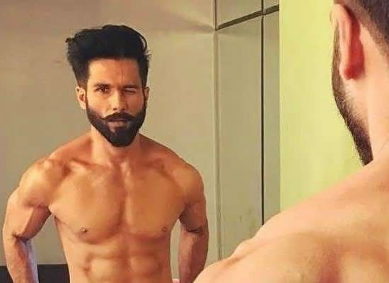 Shahid Kapoor reveals about the film which he regrets not taking up!