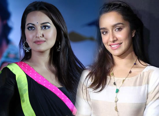 Shraddha Kapoor Replaces Sonakshi Sinha To Play Dawoods Sister Haseena