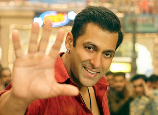 SALMAN BATS FOR SANITATION!