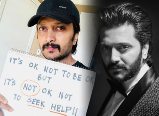RITEISH SPEAKS UP!