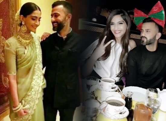Sonam Kapoor-Anand Ahuja's wedding in Mumbai and a grand reception in Delhi!