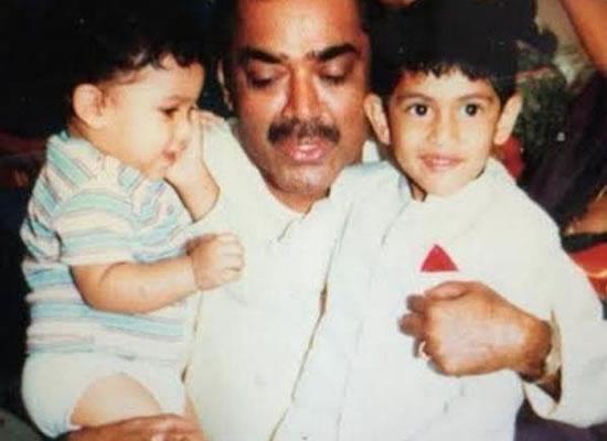 Rana Daggubati to share his loveable moments with late grandfather D Ramanaidu!