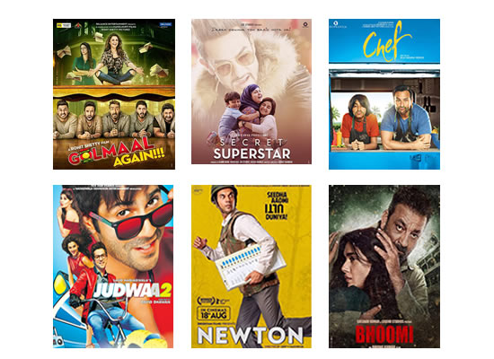 Latest Box Office for this week till 1st November, 2017!