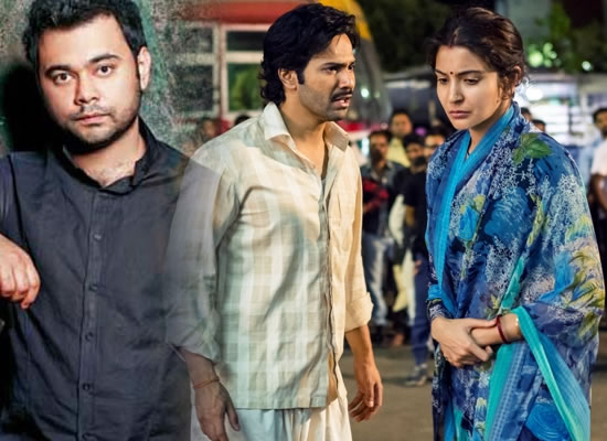 Varun Dhawan and Anushka Sharma are exceptional performers, says producer Maneesh Sharma!