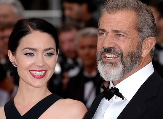 Mel Gibson to become a dad for the ninth time at the age of 60!