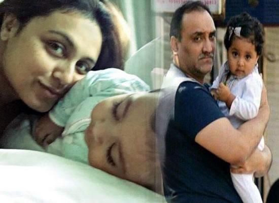 Adira will be proud of her working parents, says Rani Mukerji!