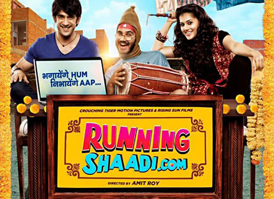 RunningShaadi.Com's music has a situational soundtrack with a few melodious and peppy numbers.