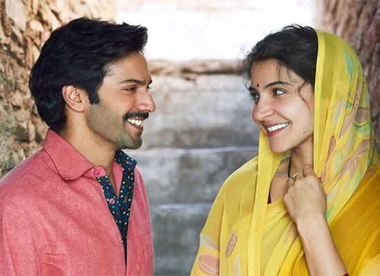 Anushka Sharma thinks Varun Dhawan will be a great husband!