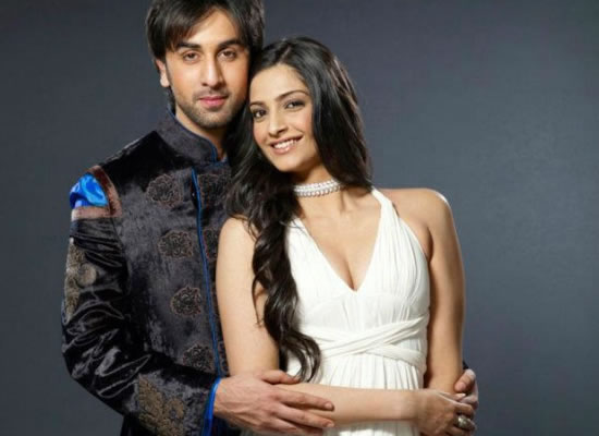 Ranbir and Sonam Kapoor bonded at ADHM success bash?