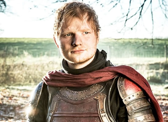 Ed Sheeran quits Twitter again after Game of Thrones cameo!