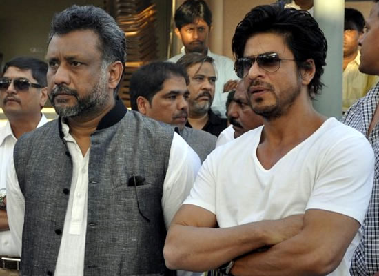 Anubhav Sinha opens up about Shah Rukh Khan's Ra.One sequel!