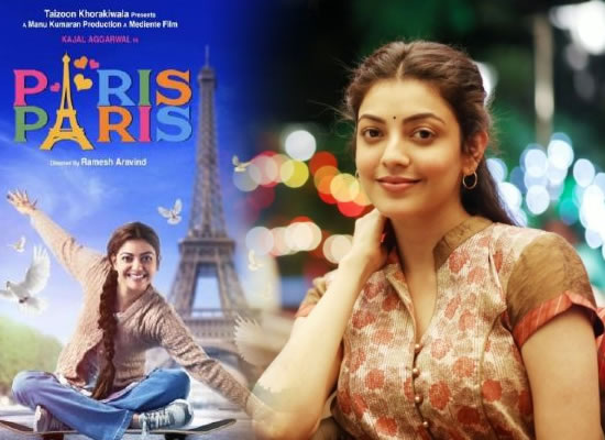 Kajal Aggarwal opens up about 25 Censor Board cuts in the film Paris Paris!