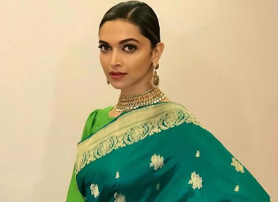 Deepika Padukone's ethereal look at the Social Media Summit!